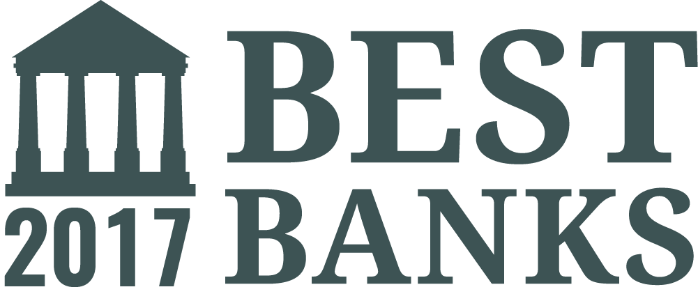 Best Bank 2017 Award